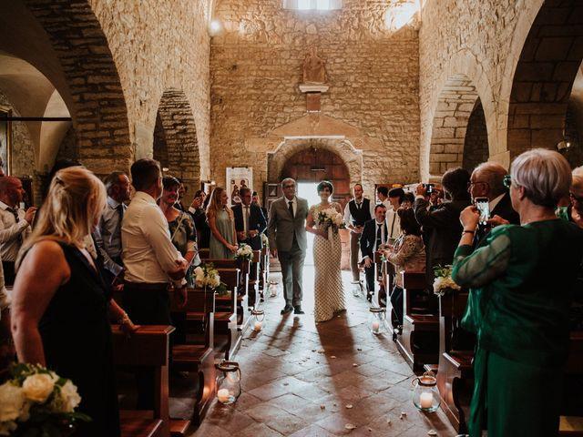 Il matrimonio di Diego e Francesca a Besenzone, Piacenza 32
