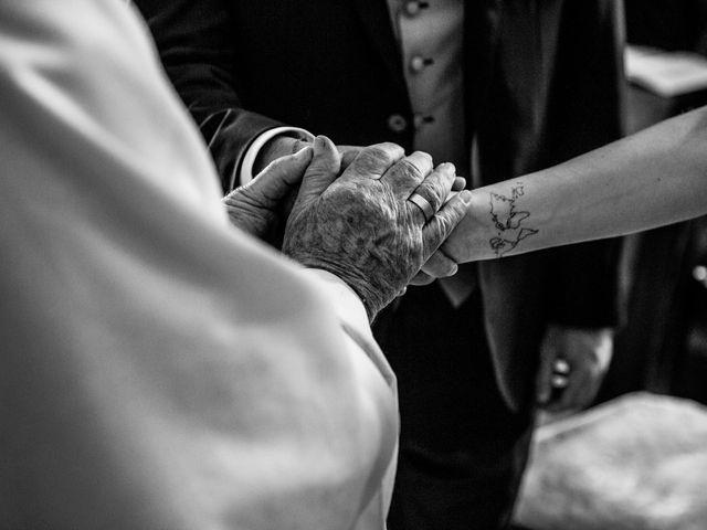 Il matrimonio di Diego e Francesca a Besenzone, Piacenza 35