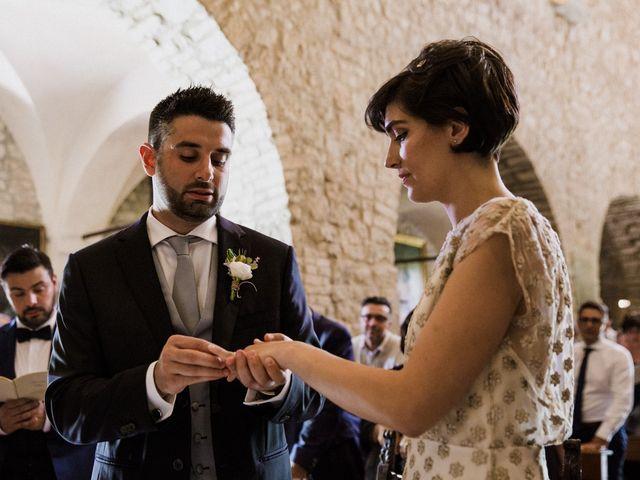 Il matrimonio di Diego e Francesca a Besenzone, Piacenza 36