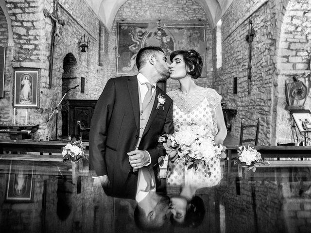 Il matrimonio di Diego e Francesca a Besenzone, Piacenza 38