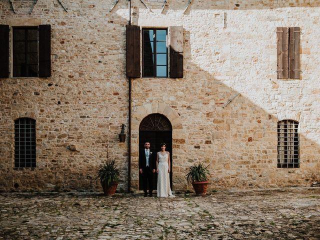 Il matrimonio di Diego e Francesca a Besenzone, Piacenza 46