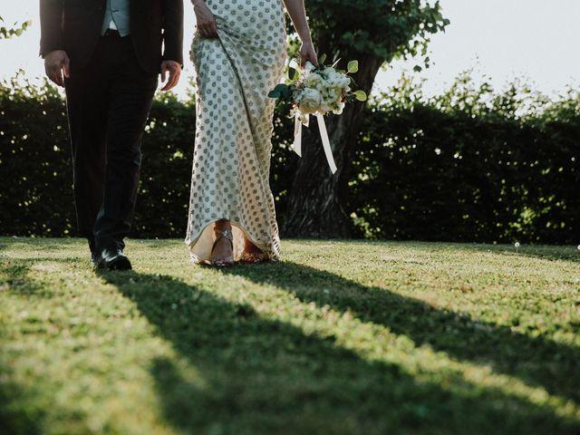 Il matrimonio di Diego e Francesca a Besenzone, Piacenza 50