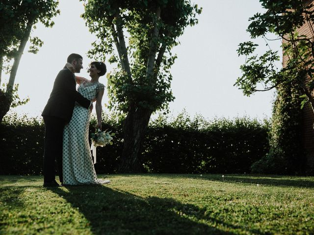 Il matrimonio di Diego e Francesca a Besenzone, Piacenza 52