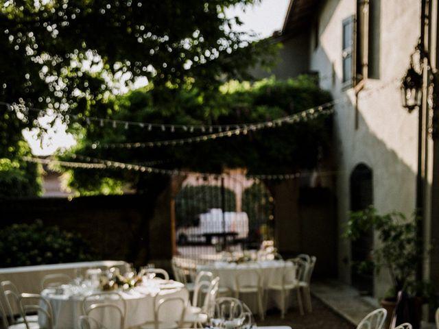 Il matrimonio di Diego e Francesca a Besenzone, Piacenza 60