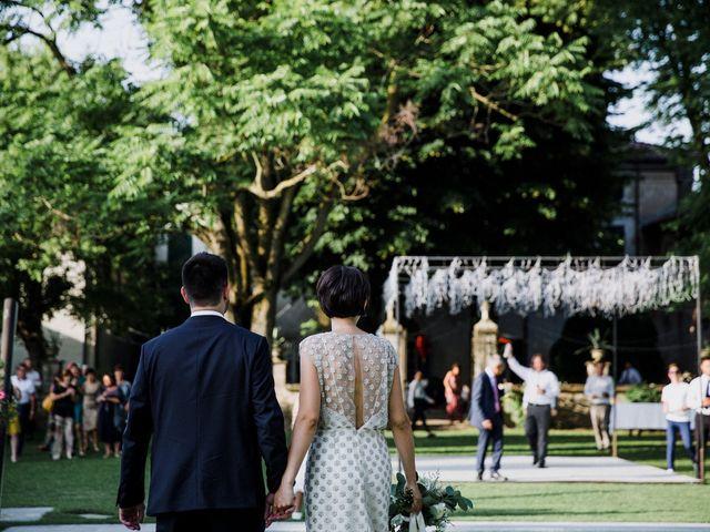 Il matrimonio di Diego e Francesca a Besenzone, Piacenza 62