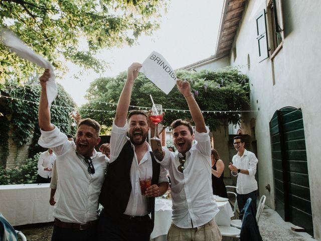 Il matrimonio di Diego e Francesca a Besenzone, Piacenza 67