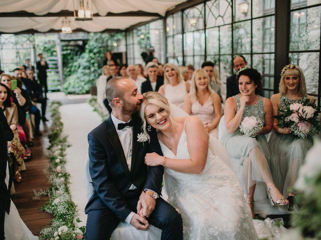 Le nozze di Charlotte e Danilo