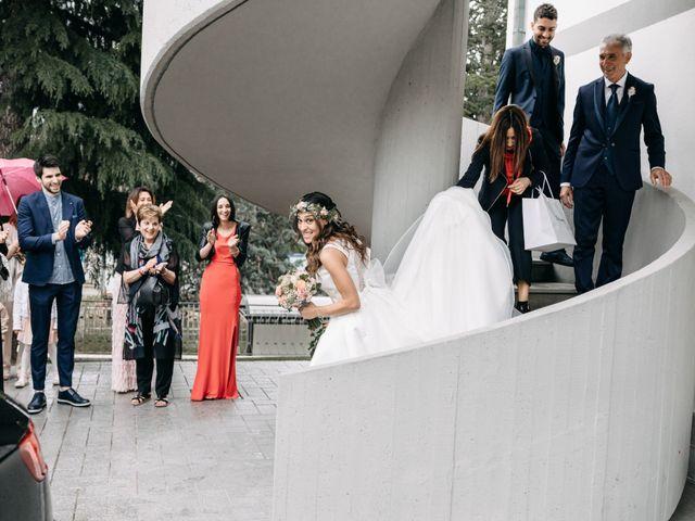 Il matrimonio di Mirco e Martina a Mondolfo, Pesaro - Urbino 40