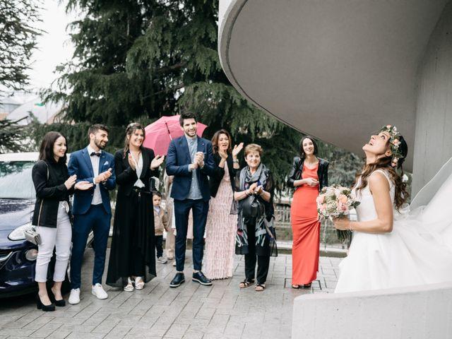 Il matrimonio di Mirco e Martina a Mondolfo, Pesaro - Urbino 41