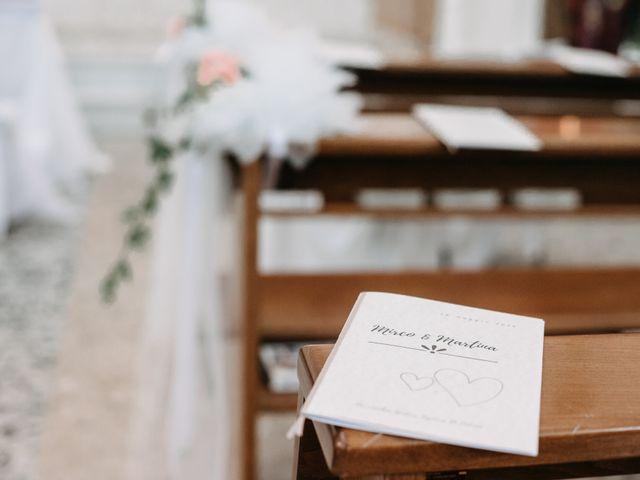 Il matrimonio di Mirco e Martina a Mondolfo, Pesaro - Urbino 45