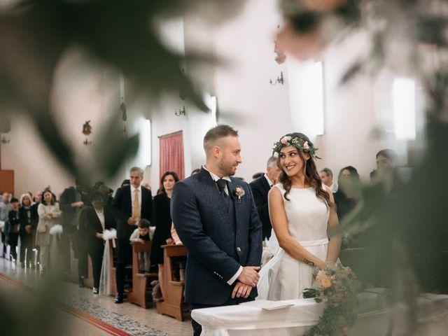 Il matrimonio di Mirco e Martina a Mondolfo, Pesaro - Urbino 52