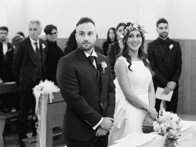 Il matrimonio di Mirco e Martina a Mondolfo, Pesaro - Urbino 53