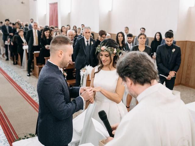 Il matrimonio di Mirco e Martina a Mondolfo, Pesaro - Urbino 56