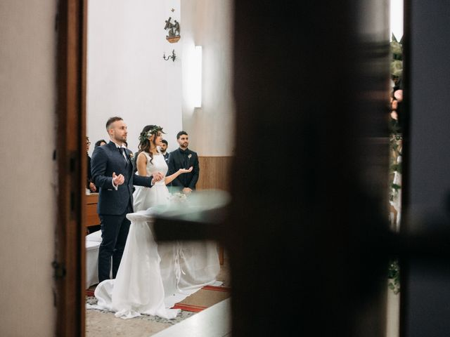 Il matrimonio di Mirco e Martina a Mondolfo, Pesaro - Urbino 57