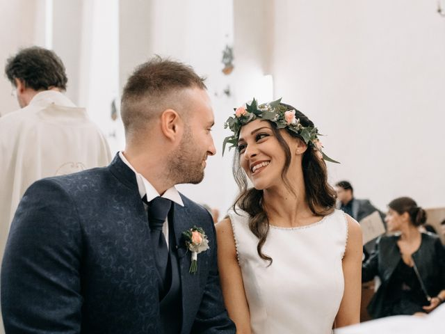 Il matrimonio di Mirco e Martina a Mondolfo, Pesaro - Urbino 60