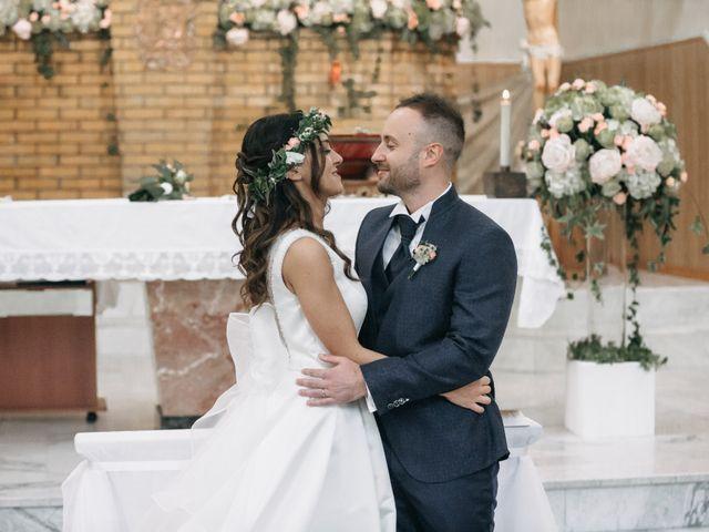 Il matrimonio di Mirco e Martina a Mondolfo, Pesaro - Urbino 61