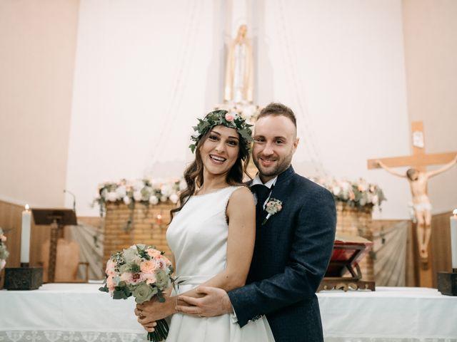 Il matrimonio di Mirco e Martina a Mondolfo, Pesaro - Urbino 63