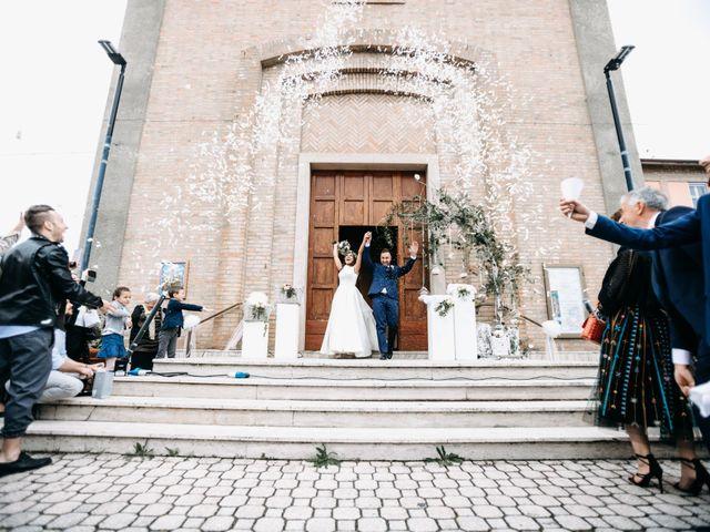 Il matrimonio di Mirco e Martina a Mondolfo, Pesaro - Urbino 67