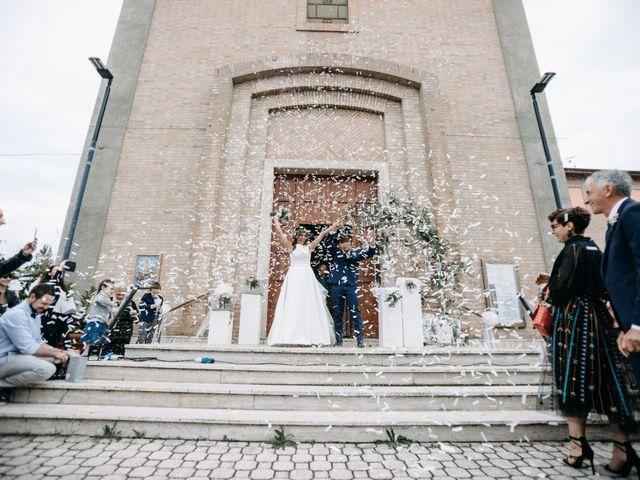 Il matrimonio di Mirco e Martina a Mondolfo, Pesaro - Urbino 68