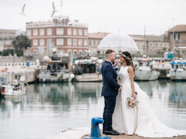 Il matrimonio di Mirco e Martina a Mondolfo, Pesaro - Urbino 71