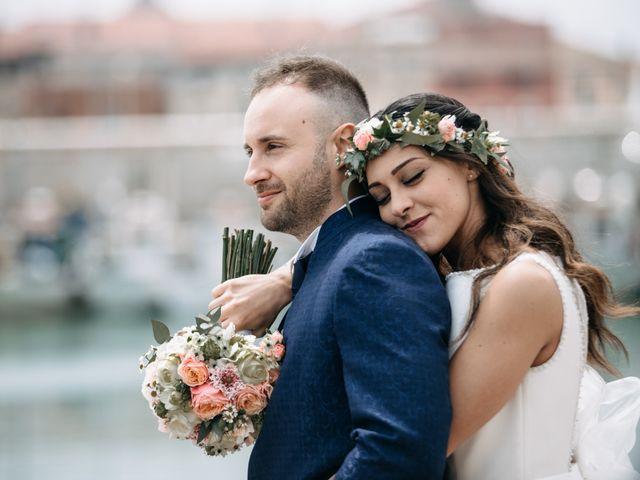 Il matrimonio di Mirco e Martina a Mondolfo, Pesaro - Urbino 76