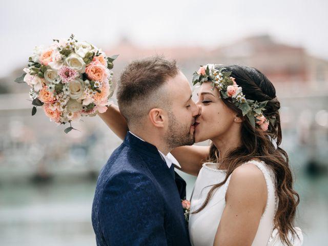 Il matrimonio di Mirco e Martina a Mondolfo, Pesaro - Urbino 77