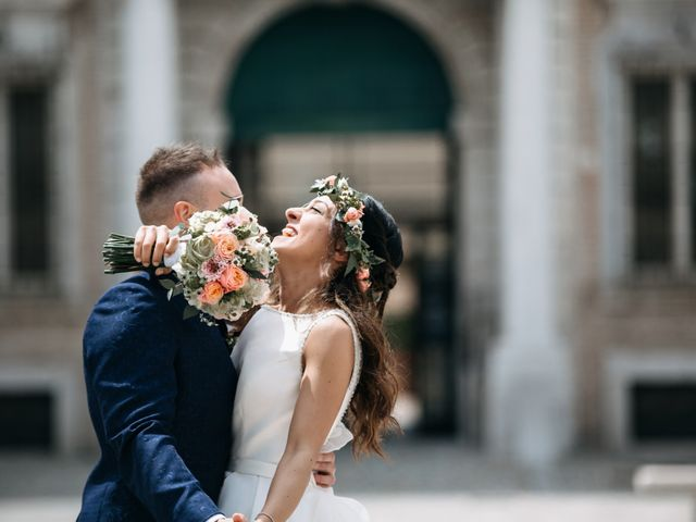 Il matrimonio di Mirco e Martina a Mondolfo, Pesaro - Urbino 79
