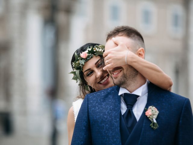 Il matrimonio di Mirco e Martina a Mondolfo, Pesaro - Urbino 84
