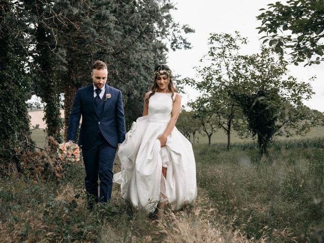Il matrimonio di Mirco e Martina a Mondolfo, Pesaro - Urbino 87