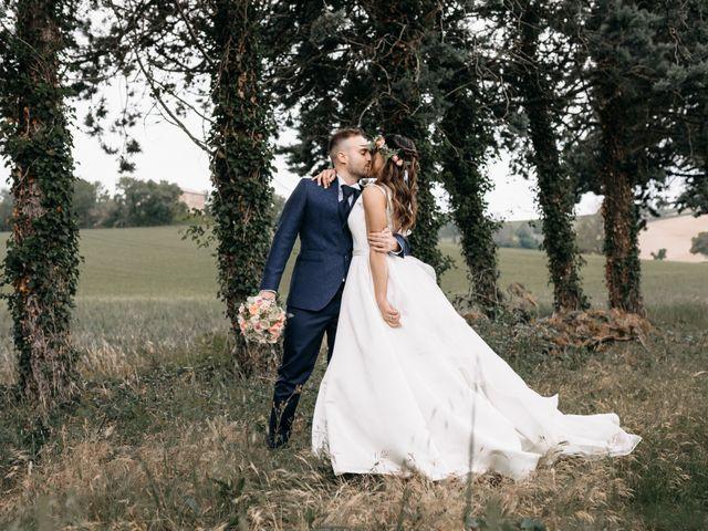 Il matrimonio di Mirco e Martina a Mondolfo, Pesaro - Urbino 88