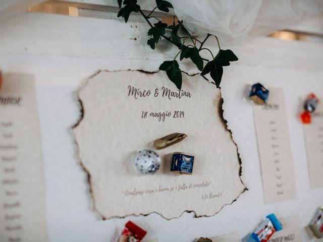 Il matrimonio di Mirco e Martina a Mondolfo, Pesaro - Urbino 90