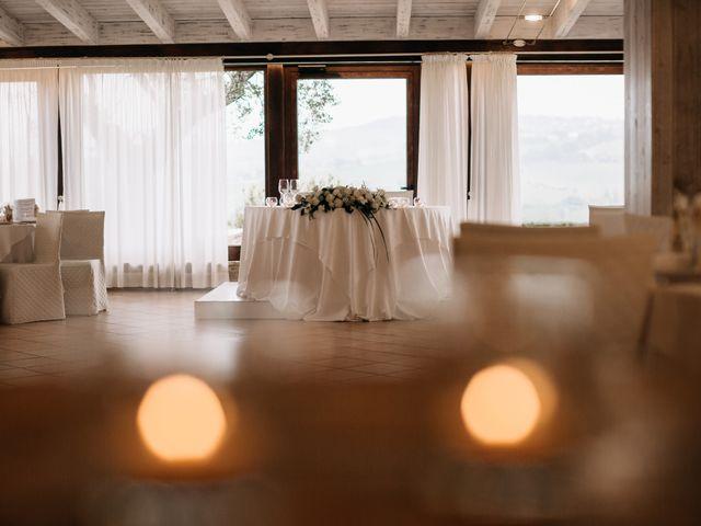Il matrimonio di Mirco e Martina a Mondolfo, Pesaro - Urbino 92