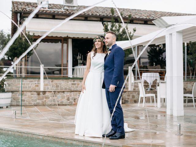 Il matrimonio di Mirco e Martina a Mondolfo, Pesaro - Urbino 93