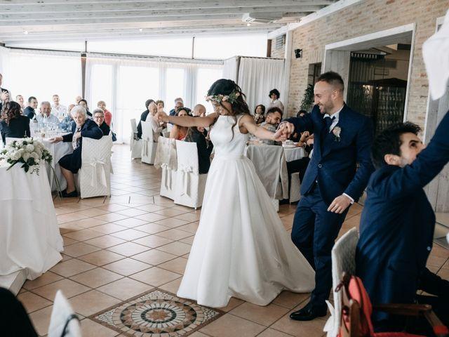 Il matrimonio di Mirco e Martina a Mondolfo, Pesaro - Urbino 94