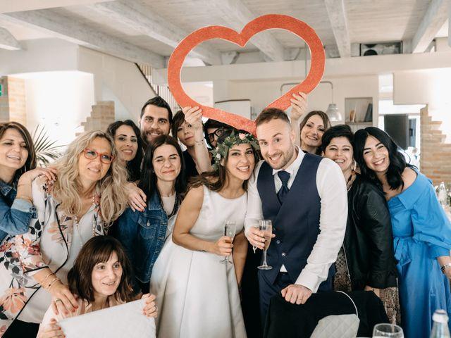 Il matrimonio di Mirco e Martina a Mondolfo, Pesaro - Urbino 95
