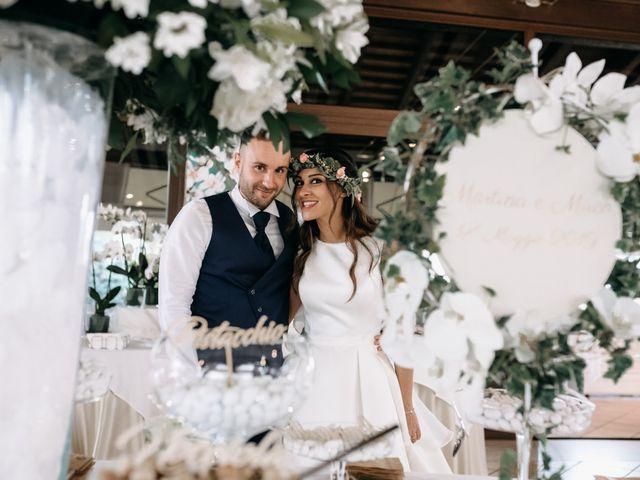 Il matrimonio di Mirco e Martina a Mondolfo, Pesaro - Urbino 96