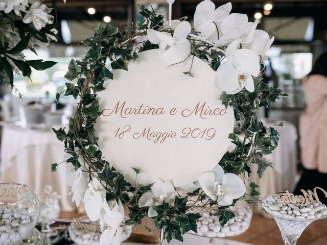 Il matrimonio di Mirco e Martina a Mondolfo, Pesaro - Urbino 97