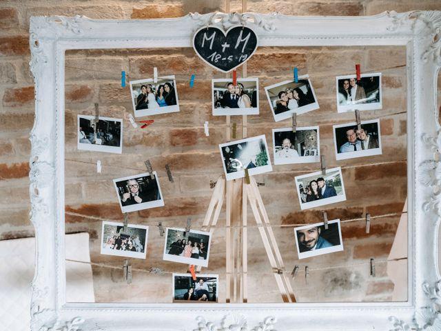 Il matrimonio di Mirco e Martina a Mondolfo, Pesaro - Urbino 99