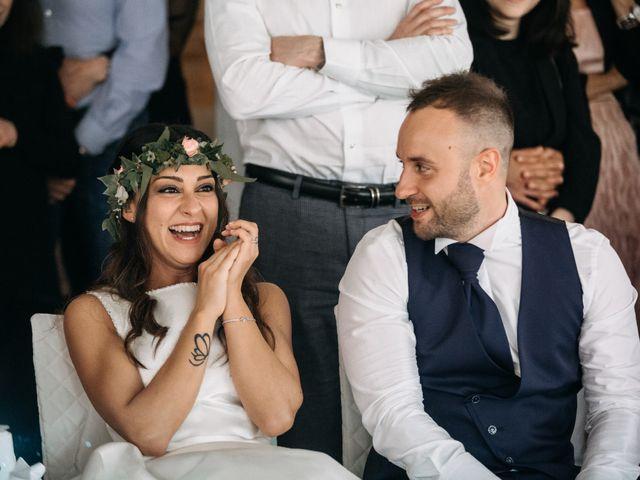 Il matrimonio di Mirco e Martina a Mondolfo, Pesaro - Urbino 104