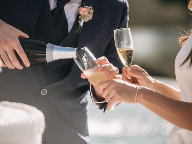 Il matrimonio di Mirco e Martina a Mondolfo, Pesaro - Urbino 110