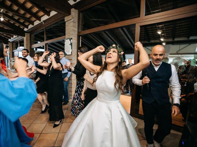 Il matrimonio di Mirco e Martina a Mondolfo, Pesaro - Urbino 117