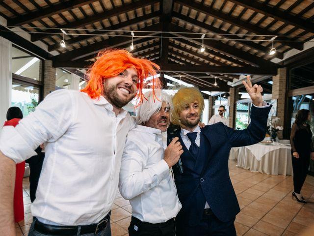 Il matrimonio di Mirco e Martina a Mondolfo, Pesaro - Urbino 123