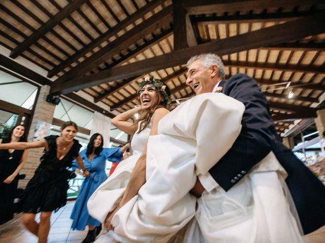 Il matrimonio di Mirco e Martina a Mondolfo, Pesaro - Urbino 124
