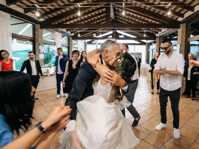 Il matrimonio di Mirco e Martina a Mondolfo, Pesaro - Urbino 125
