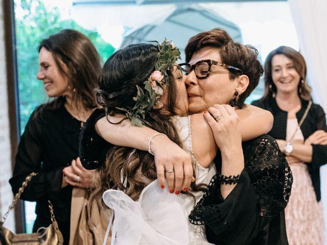 Il matrimonio di Mirco e Martina a Mondolfo, Pesaro - Urbino 126