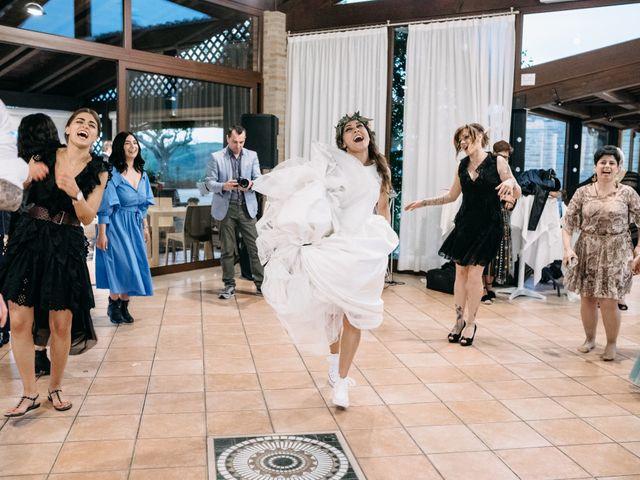 Il matrimonio di Mirco e Martina a Mondolfo, Pesaro - Urbino 127