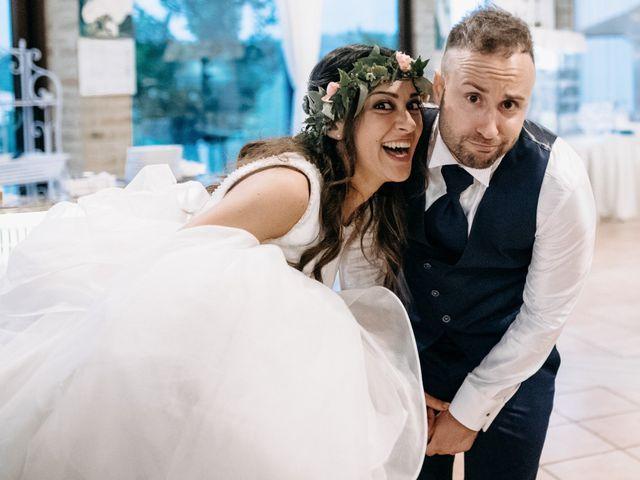 Il matrimonio di Mirco e Martina a Mondolfo, Pesaro - Urbino 130