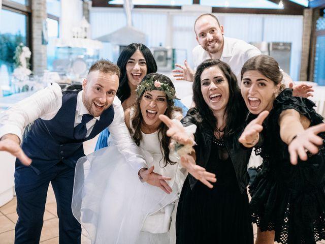 Il matrimonio di Mirco e Martina a Mondolfo, Pesaro - Urbino 131