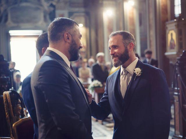 Il matrimonio di Luca e Silvia a Grottaferrata, Roma 9