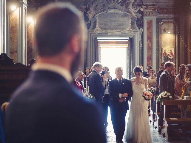 Il matrimonio di Luca e Silvia a Grottaferrata, Roma 10